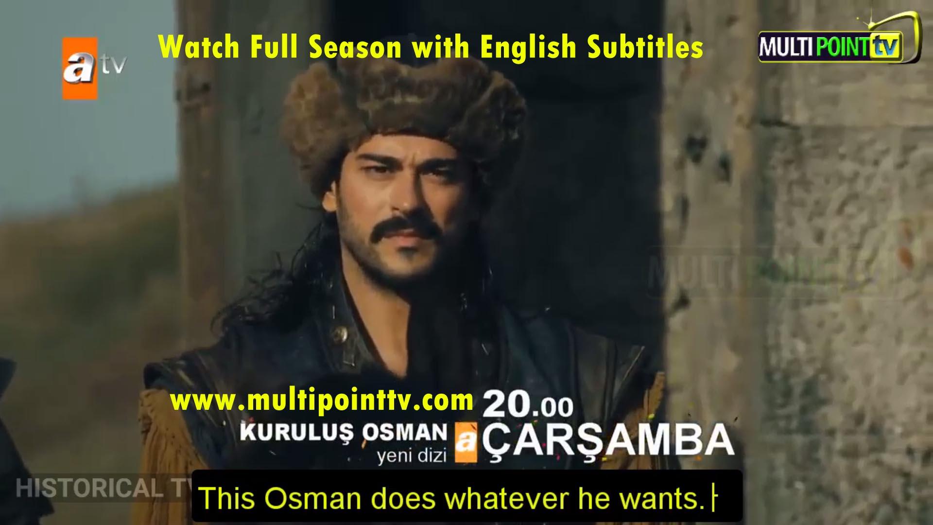 Kurulus Osman English Subtitles: 1×4