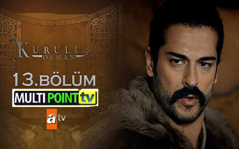 Kurulus Osman Episode 13 English Subtitles:1×3
